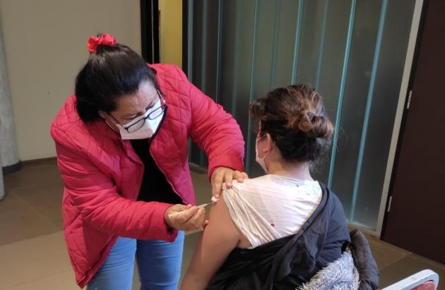 vacunatorios en misiones