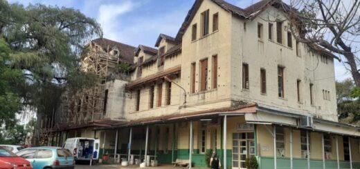 El antiguo Hospital Madariaga pasará a ser patrimonio histórico y cultural de Misiones