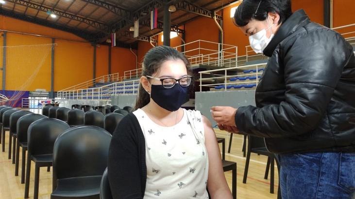 vacunación para adolescentes
