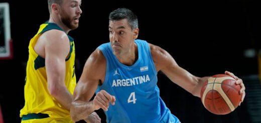 Tokio 2020   La selección argentina de básquet jugó un mal partido ante Australia y quedó eliminada de los Juegos Olímpicos