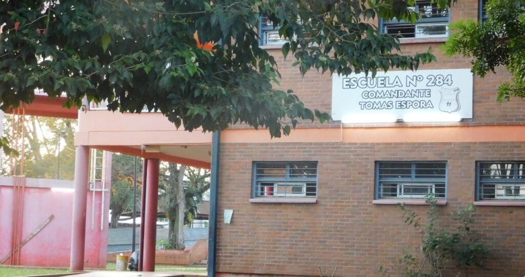 Escuela N° 284 Tomás Espora