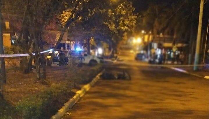Wanda: fallecieron dos jóvenes tras el despiste de una motocicleta