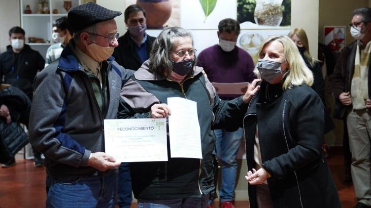 Apóstoles | Reconocieron a emprendedores que ayudan a posicionar a la localidad como un punto turístico en Misiones