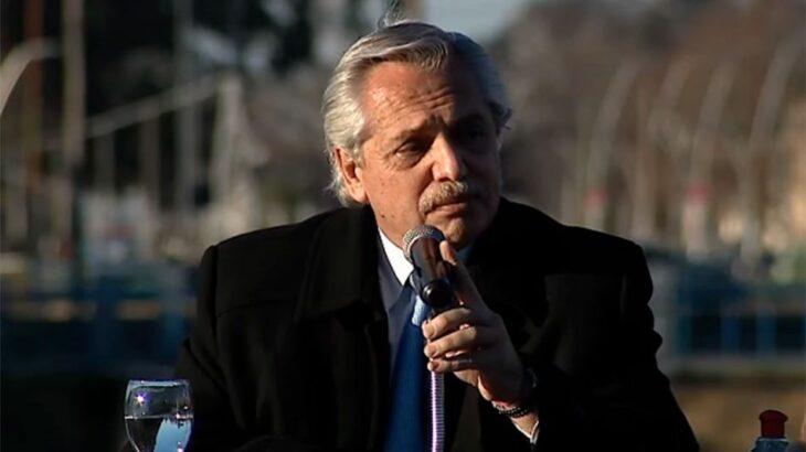 Alberto Fernández presentará el proyecto de Ley de Hidrocarburos