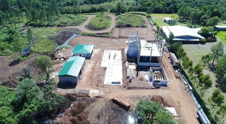 planta de Biomasa de Cerro Azul