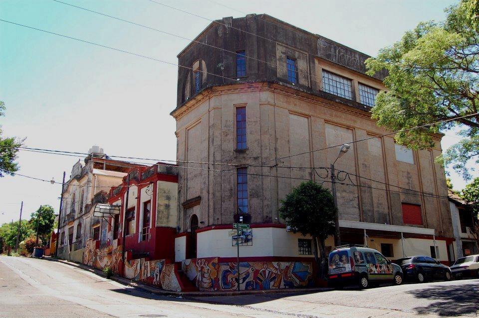 teatro en el Cidade