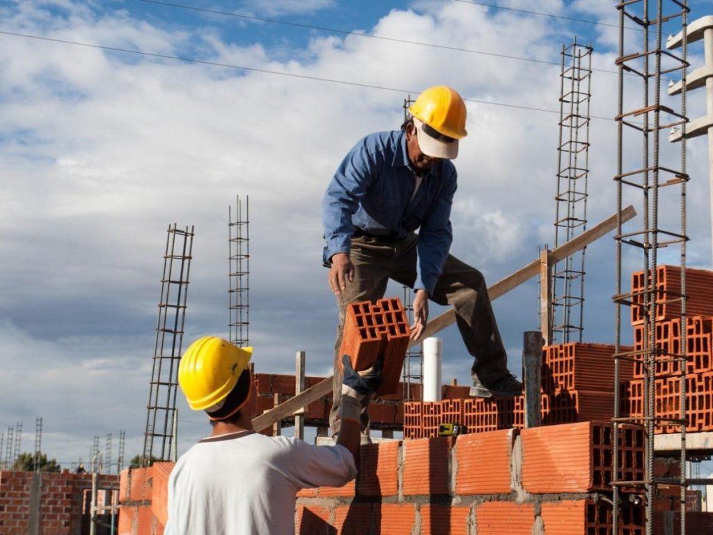 puestos de trabajo en la construcción