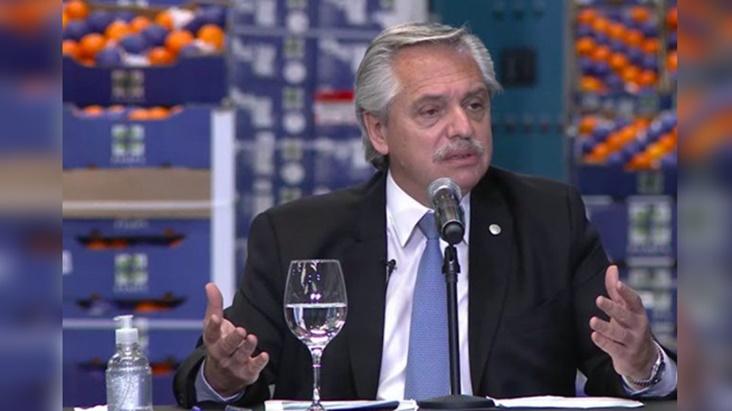 Alberto Fernández llega hoy a Misiones