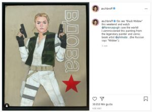 Black Widow actress Florence Pugh responds to criticism for dating someone older