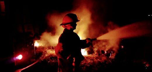 Incendios en Misiones: Bomberos y la Policía sofocaron focos ígneos en Posadas, Oberá, Aristóbulo del Valle, Campo Viera y Jardín América
