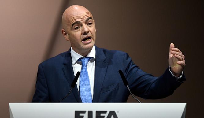 FIFA se puso firme