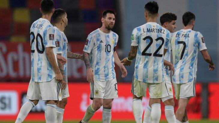 Eliminatorias Qatar 2022 | La Selección argentina no podría contar con 13  jugadores