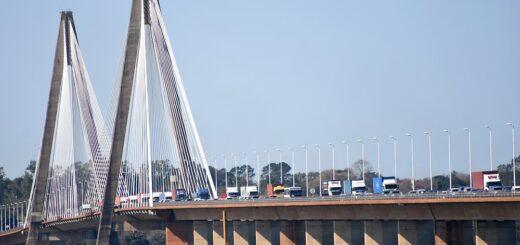El gobernador Oscar Herrera Ahuad reiteró el pedido de mantener cerrado el puente Posadas - Encarnación