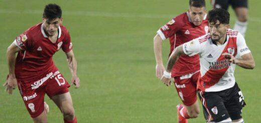Copa de la Liga Profesional: River igualó con Huracán en el Monumental y ahora ya piensa en Boca