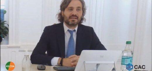 Cafiero Argentina tiene una sólida reactivación económica