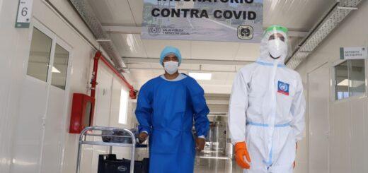 situación sanitaria de Paraguay