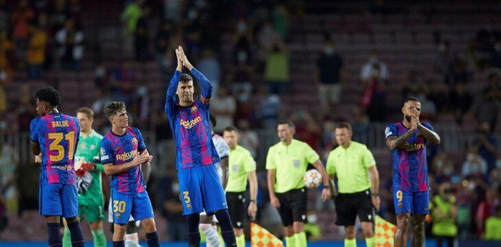 UEFA Champions League: en la era post Messi, el Barcelona perdió 3-0 con el Bayern Múnich