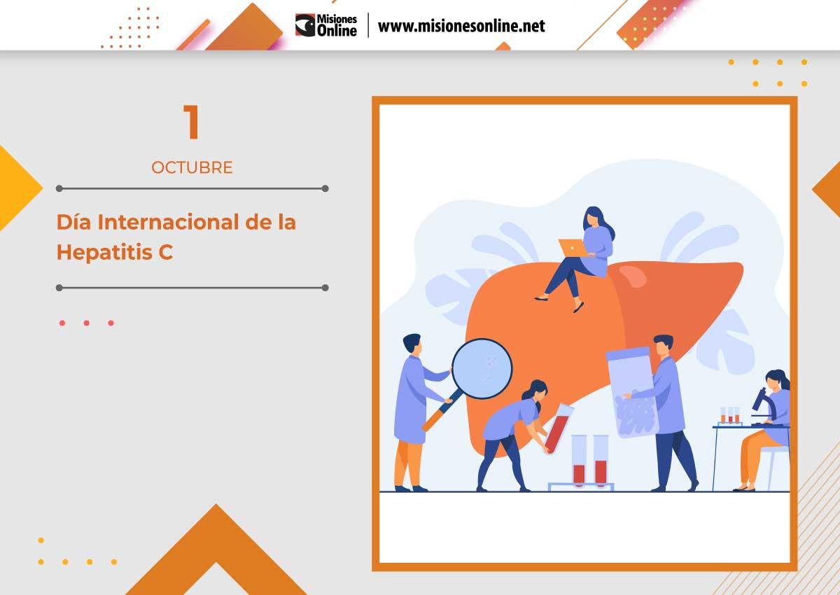 Día Internacional de la Hepatitis C