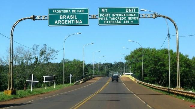 corredor turístico de Puerto Iguazú