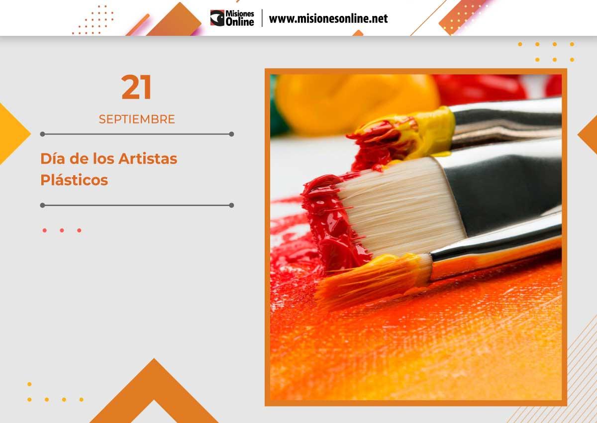 Día de los Artistas Plásticos