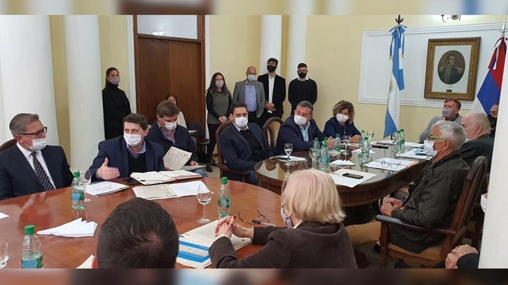 gabinete provincial de cambio climatico