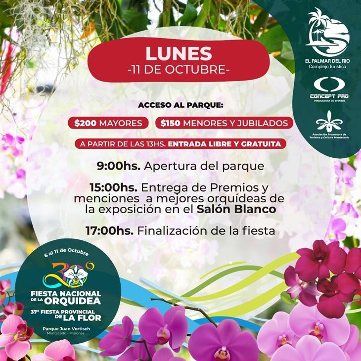 Fiesta Nacional de la Orquídea