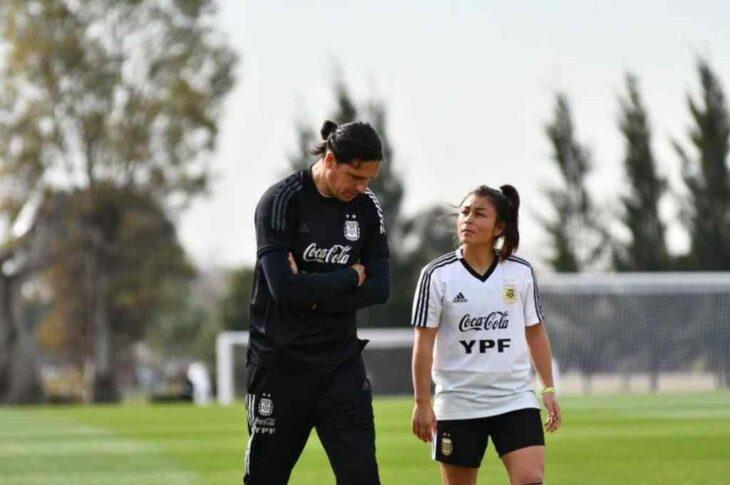 Germán Portanova inicia su ciclo al frente de la selección argentina femenina de fútbol con dos partidos ante Brasil
