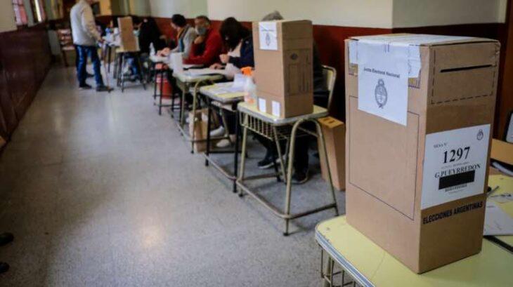 PASO 2021   Se registró la más baja participación de ciudadanos en las urnas