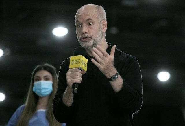 """Horacio Rodríguez Larreta, jefe de Gobierno porteño: """"Una amplia mayoría nos dio una voz de apoyo en todo el país"""""""