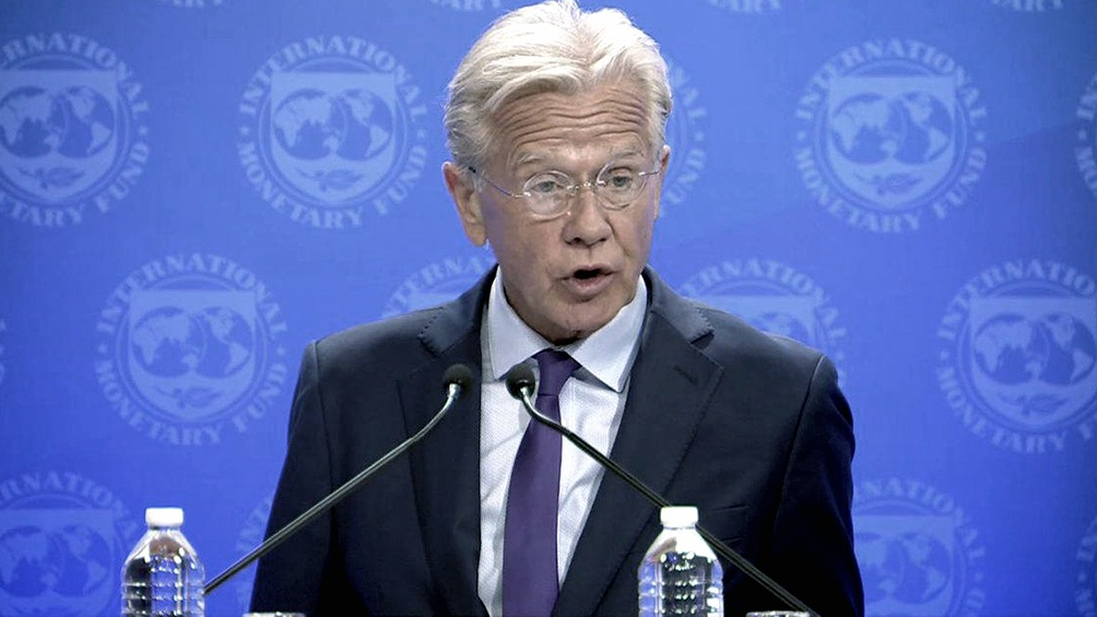 FMI afirmó que siguen las negociaciones con Argentina