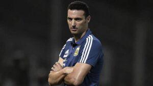 Scaloni cierra la lista de convocados de la selección con mejores perspectivas