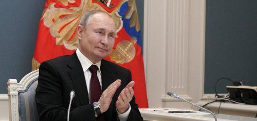 Aislaron a Putin