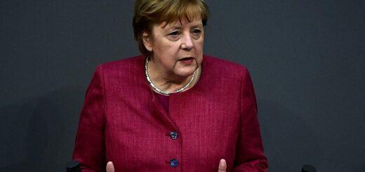 talibanes invitaron a Angela Merkel a Afganistán
