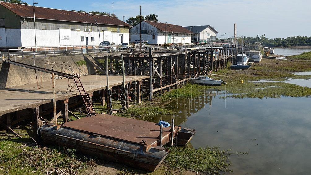 Se agrava la bajante del Paraná y los repuntes dependerán de las hidroeléctricas