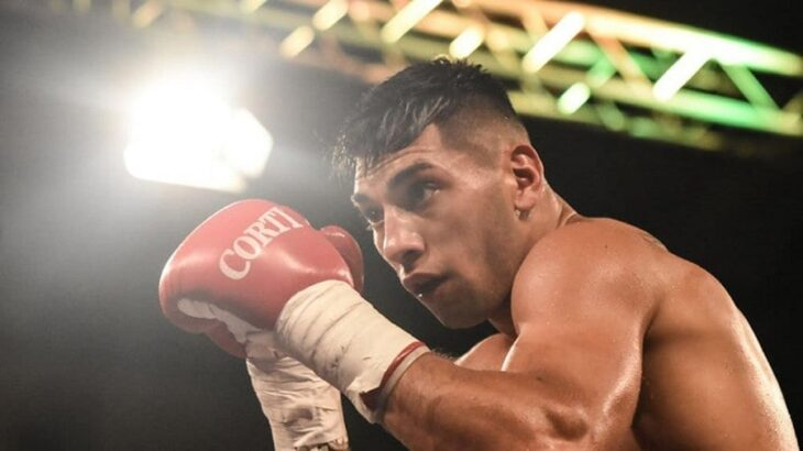 Boxeo profesional: el misionero Alejandro Silva expondrá su título argentino superwélter ante Maico Sommariva en Posadas