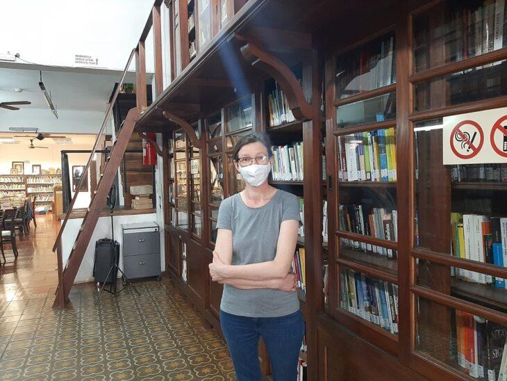 Día del bibliotecario   Los lectores reconocen que la biblioteca popular de Posadas es «como un oasis donde escapar de la locura del mundo»