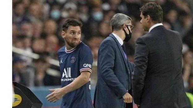 astrólogo predijo la lesión de Lionel Messi