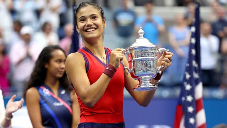 Tenis: Emma Raducanu ganó el US Open 2021 luego de vencer a Leylah Fernández