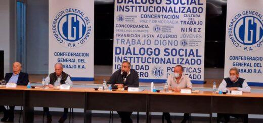 Crisis en el Gobierno nacional   La CGT salió a respaldar a Alberto Fernández