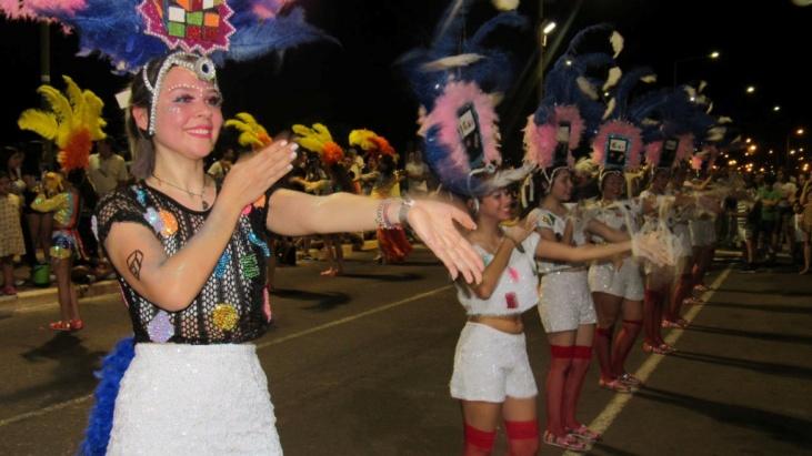 Vuelven los brillos y tambores: el 5 y 6 de noviembre será la Estudiantina en el Autódromo de Posadas