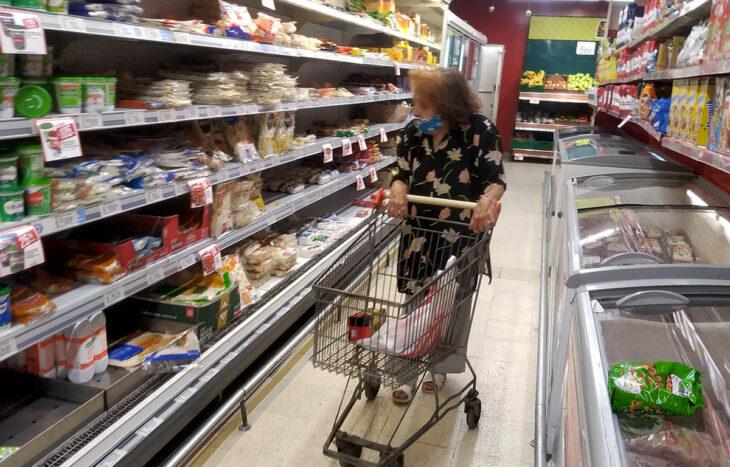Según Indec, la inflación de agosto fue de 2,5%, la más baja de los últimos 12 meses