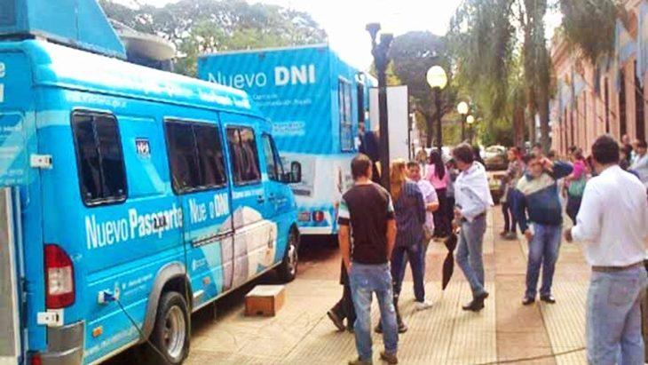 Volverán los operativos móviles del Centro de Documentación Rápida en todas las localidades de Misiones