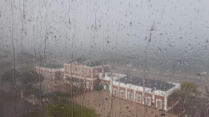 Advertencia por lluvias y tormentas para esta tarde en Misiones