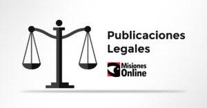 EL JUZGADO DE PRIMERA INSTANCIA EN LO CIVIL, COMERCIAL, LABORAL Y DE FAMILIA CITA Y EMPLAZA A Herederos y/o acreedores del Sr. NOLL ROBERTO MARCELO