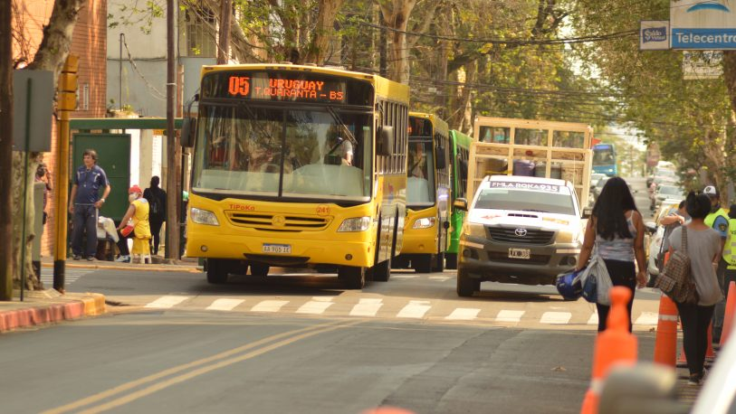 transporte público gratis para ir a votar