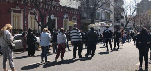 PASO 2021   Por las demoras extendieron el horario de votación hasta las 19 en la Ciudad de Buenos Aires