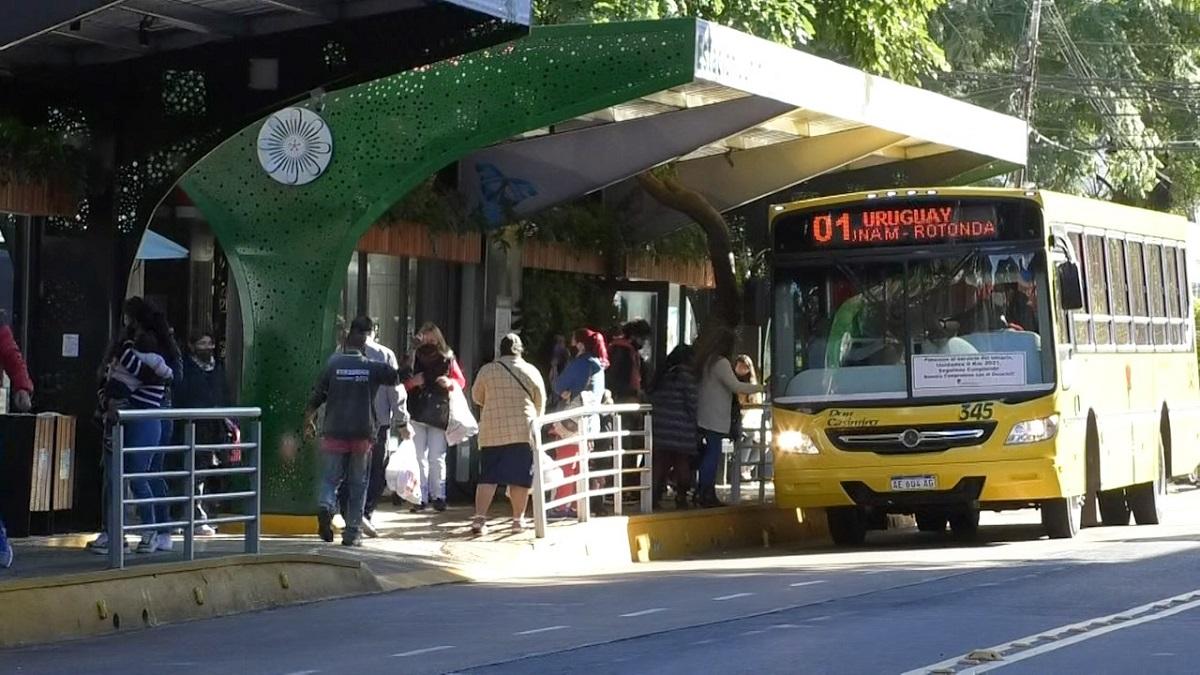 transporte público gratis para ir a votar el domingo
