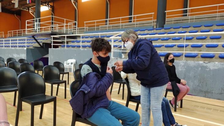 vacunatorios fijos de coronavirus en Posadas