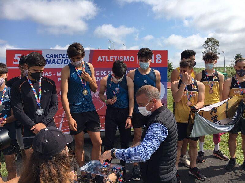 Posadas   La Competencia Nacional de Atletismo U18 contó con la presencia de más de 360 inscriptos de todo el país