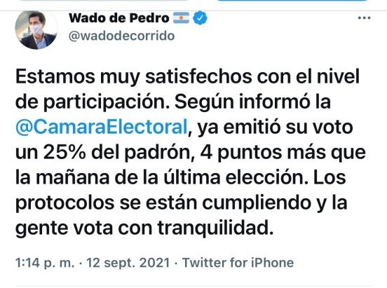 votación en la Ciudad de Buenos Aires
